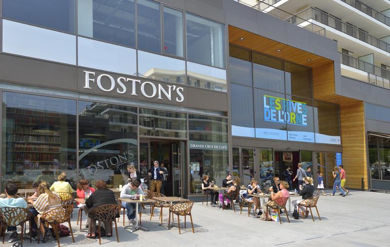 Les rives de l orne apsys iconic places developer and property company - Rive de l orne magasin ...