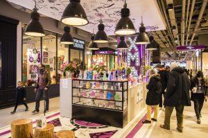 Vill'Up, Paris – Allée du centre, pop up store– Apsys - Pierre Vassal