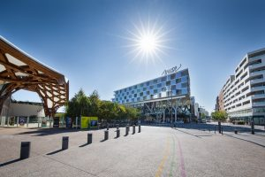 Muse urbain Metz Apsys Sublimanie centre commercial Apsys