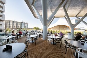 Muse Terrasse Metz Apsys Sublimanie centre commercial
