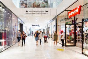 Muse Metz centre commercial Apsys mail visiteurs Sublimanie