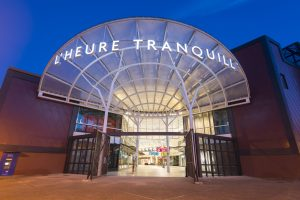 L'Heure Tranquille Les deux lions Tours Restaurant centre commercial Apsys