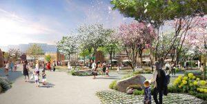 Steel, Saint-Etienne - Axe du design printemps - Apsys - Retail Park Golem
