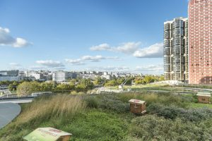 Beaugrenelle Ruches Apsys centre commercial