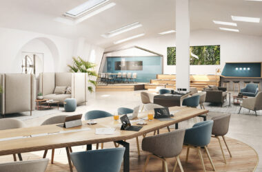 Dix Solférino_Business Center_Droits réservés Apsys - Kreaction