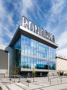Bonarka, Cracovie-Pologne - Entrée - Apsys