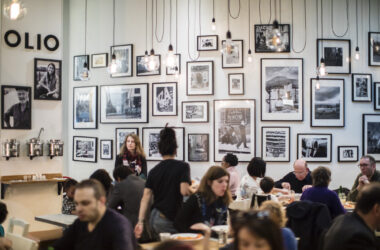 Vill'Up, Paris – Restaurant Italian Trattoria – Apsys - Pierre Vassal