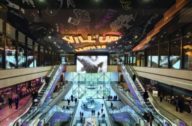 VillUp16 Apsys VillUp16 Apsys centre commercial Paris 19