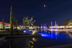 Parc Saint-Paul – Saint Paul Lès Romans – nuit - Apsys