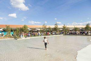 Parc Saint-Paul – Saint Paul Lès Romans – Bassin eau - Apsys