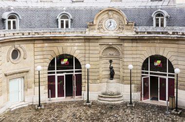 10 rue de Solferino, Paris – Cours intérieure - Apsys – Gwen Lebras