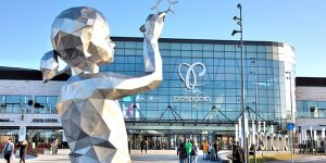 Posnania, Poznań-Pologne – Façade extérieure Lucie- Apsys