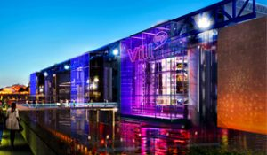 paris-villup perspective centre commercial Apsys
