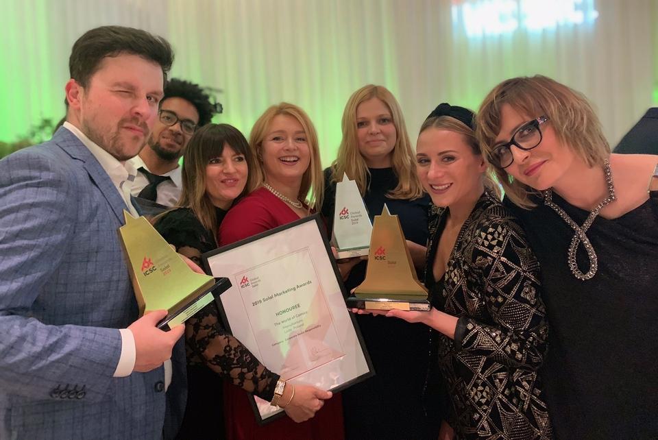 Apsys Polska Team_Solal Awards 2018